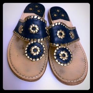 Size 6 Jack Rogers Hamptons Sandals
